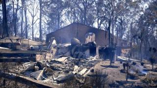 Αυστραλία: Πυρκαγιά προκάλεσε τεράστιες ζημιές στην πόλη Τέθρα
