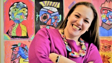 Παγκόσμια διάκριση: Η Άντρια Ζαφειράκου είναι η καλύτερη δασκάλα στον κόσμο