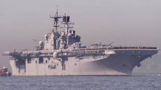 USS Iwo Jima: Στη Λεμεσό το μεγαλύτερο αμφίβιο πολεμικό πλοίο στον κόσμο