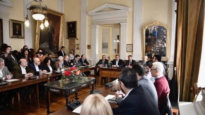 Τσίπρας: Πολύ σημαντικό έργο η ηλεκτρική διασύνδεση των Κυκλάδων