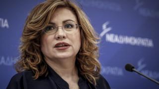 Σπυράκη: Η κυβέρνηση αγκάλιασε τον Σαββίδη