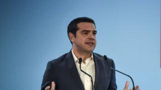 Τσίπρας: Γίνεται πράξη ένα όραμα δεκαετιών, ένα εμβληματικό έργο στρατηγικής σημασίας