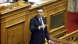 Κικίλιας: Η κλεψύδρα των ΣΥΡΙΖΑ-ΑΝΕΛ αδειάζει