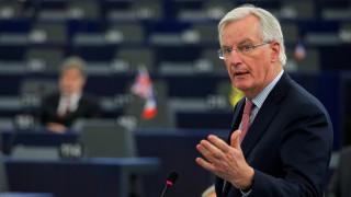 Μπαρνιέ: Έχουμε συμφωνία για τη μεταβατική περίοδο του Brexit