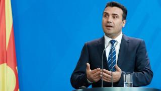 Ζάεφ: Είμαι αισιόδοξος για αξιοπρεπή λύση που θα σέβεται τα θέματα ταυτότητας