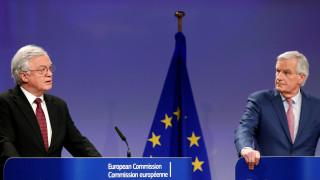 Brexit: Συμφωνία Βρετανίας-Ε.Ε. για τη μεταβατική περίοδο