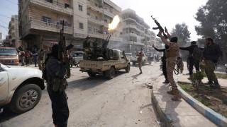 Αφρίν: Η Δαμασκός καταδικάζει την τουρκική εισβολή - Η Ουάσιγκτον «ανησυχεί»