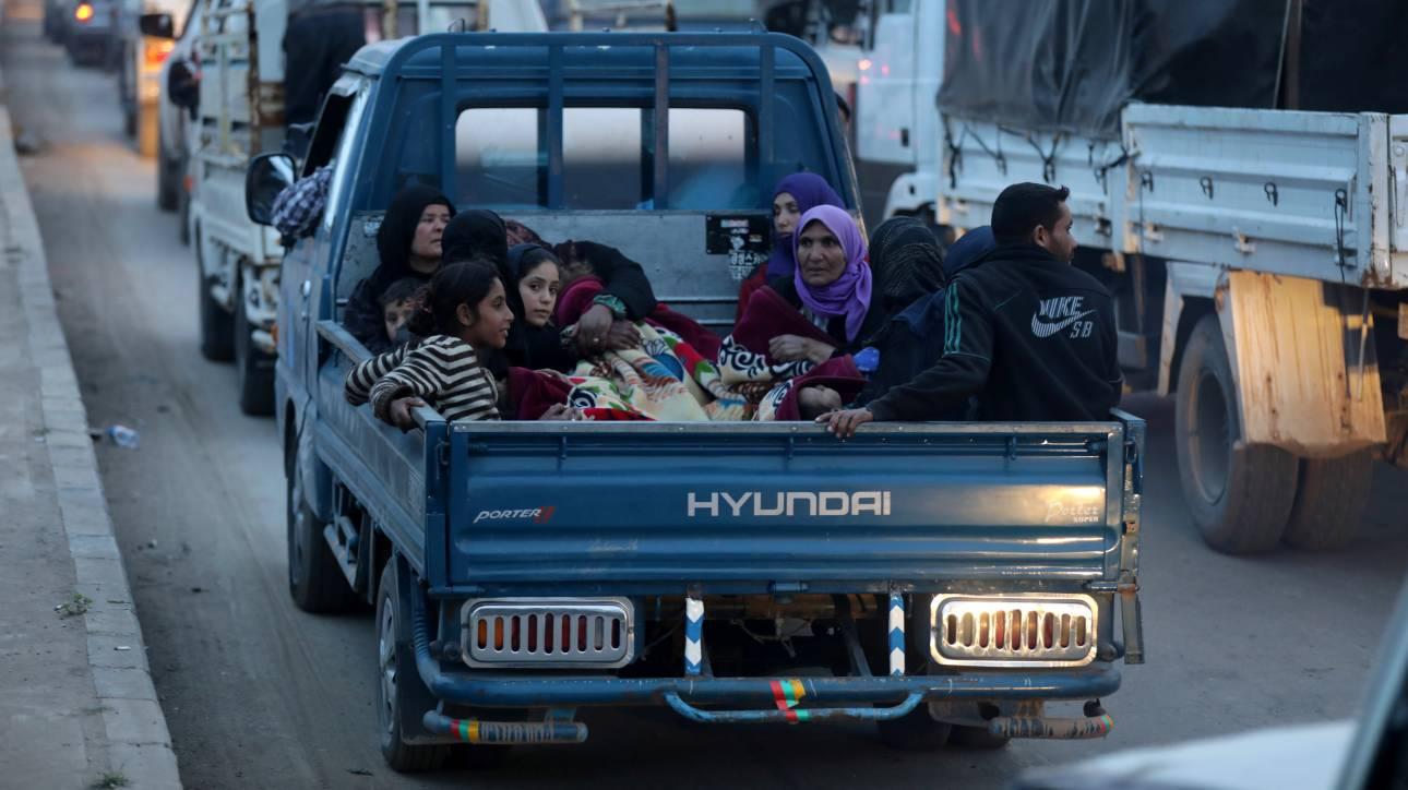 Φόβοι για «επιστροφή» του ISIS λόγω της τουρκικής παρουσίας στην Αφρίν