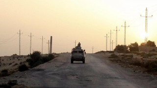Αίγυπτος: 36 τζιχαντιστές και 4 στρατιώτες σκοτώθηκαν σε πενταήμερες επιχειρήσεις στο Σινά