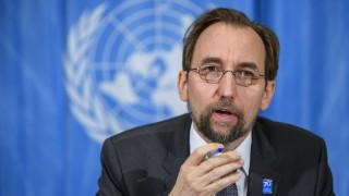 Συρία: Ο Ύπατος Αρμοστής του ΟΗΕ για τα Ανθρώπινα Δικαιώματα επικρίνει το Συμβούλιο Ασφαλείας