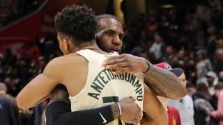 NBA: Νικητής ο ΛεΜπρόν στην επική «μάχη» με τον Γιάννη (vids)