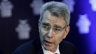 Παρέμβαση του πρέσβη των ΗΠΑ για τους δύο Έλληνες στρατιωτικούς