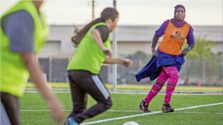 Η ιστορία της Φατούμα που δείχνει τη δύναμη του ποδοσφαίρου (vid)