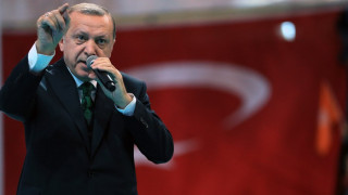 Προειδοποίηση Ερντογάν προς ΗΠΑ: «Πρέπει να μας σέβεστε!»