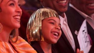 Blue Ivy: η 6χρονη κόρη της Beyoncé συλλέκτης έργων τέχνης