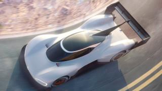 Αυτοκίνητο: Το εντυπωσιακό ηλεκτρικό VW I.D. R. θα μετέχει στη διάσημη ανάβαση του Pikes Peak