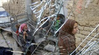 Ρώσος υπ. Άμυνας: Ο ρωσικός στρατός απέτρεψε τρεις επιθέσεις με χημικά όπλα στην Συρία