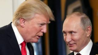 Συνάντηση Τραμπ-Πούτιν για να συζητηθεί η «κούρσα εξοπλισμού»