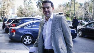 Στο περιφερειακό συνέδριο για την παραγωγική ανασυγκρότηση της Κ. Μακεδονίας ο Τσίπρας