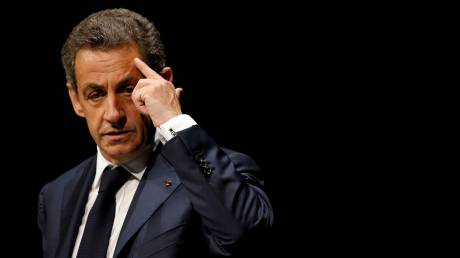 Σαρκοζί: Ανακρίνεται για δεύτερη μέρα για την ύποπτη χρηματοδότηση του κόμματός του
