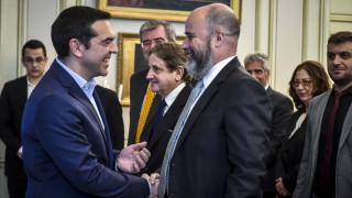 Μνημόνιο συνεργασίας για την Υγεία υπέγραψε ο Α. Τσίπρας με το Ίδρυμα Σταύρος Νιάρχος