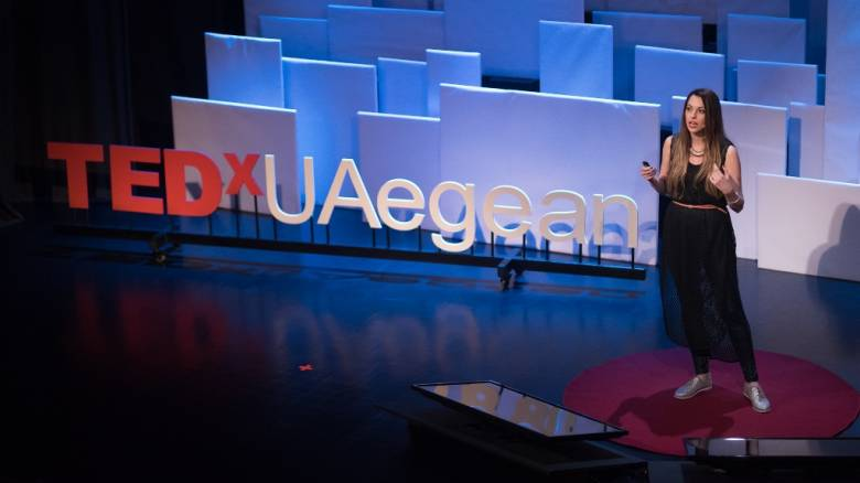 Η WIND για τέταρτη χρονιά στο TEDx University of Aegean στη Σύρο