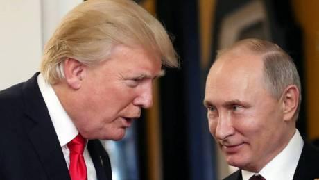 Οι ΥΠΕΞ ΗΠΑ και Ρωσίας προετοιμάζουν τη συνάντηση Τραμπ-Πούτιν