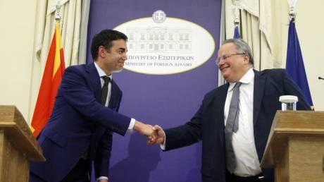Κρίσιμες συναντήσεις Κοτζιά σε Σκόπια και Βιέννη