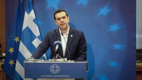 Στις Βρυξέλλες ο Τσίπρας: Στόχος να σταλεί ευρωπαϊκό μήνυμα στην Τουρκία