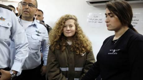 Άχεντ Ταμίμι: Οκτώ μήνες φυλάκιση για το «σύμβολο» της αντίστασης των Παλαιστινίων