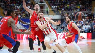 Euroleague: Ήττα για Ολυμπιακό στη Μόσχα, προκρίθηκε η Χίμκι