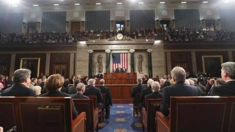 Συμφωνία στο Κογκρέσο για τη χρηματοδότηση του ομοσπονδιακού κράτους των ΗΠΑ