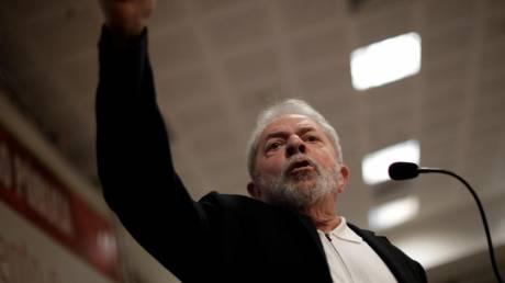 Βραζιλία: Τη Δευτέρα η απόφαση του δικαστηρίου για τον Λούλα ντα Σίλβα