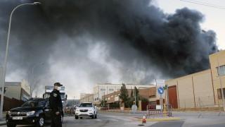 Έκρηξη σε εργοστάσιο χημικών στην Τσεχία – Πληροφορίες για νεκρούς