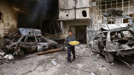 Συρία: Νεκροί άμαχοι σε αεροπορικές επιδρομές κατά ανταρτών στην ανατολική Γκούτα