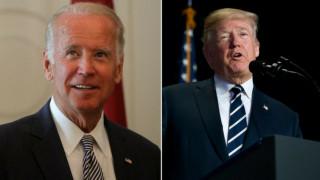 «Πόλεμος» Τραμπ-Μπάιντεν με αφορμή σχόλιο του πρώην αντιπροέδρου