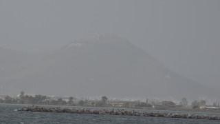 Η αφρικανική σκόνη… κάλυψε την Κρήτη