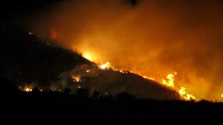 Συνελήφθη 54χρονος στην Κρήτη για τη φωτιά στα Χανιά