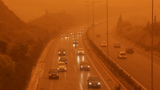 Αφρικανική σκόνη σκέπασε την Ελλάδα - Σαχάρα θυμίζει η Κρήτη