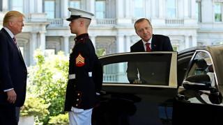 ΗΠΑ: Στο αρχείο η δίωξη σε βάρος των σωματοφυλάκων του Ερντογάν