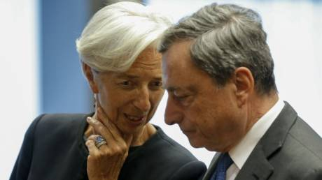 Οφέλη για ΔΝΤ και ΕΚΤ από τη σχεδιαζόμενη ελάφρυνση του ελληνικού χρέους