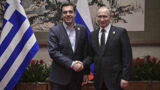 Τι συζήτησαν Τσίπρας-Πούτιν για την Τουρκία