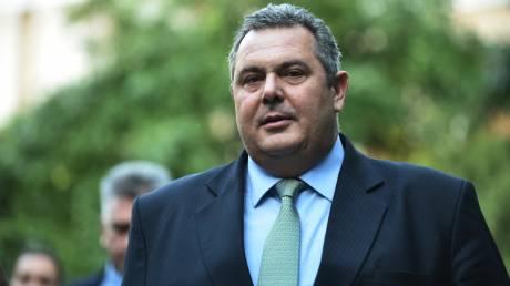 Επιμένει στον όρο «ομηρία» των δύο Ελλήνων Αξιωματικών ο Π. Καμμένος