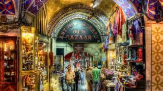 Μοναδικές μυρωδιές και χρώματα στις αγορές της Κωνσταντινούπολης