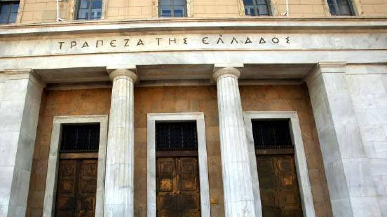 Έλλειμμα 586 εκατ. ευρώ στο ισοζύγιο συναλλαγών τον Ιανουάριο