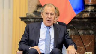 Λαβρόφ: Οι Βρετανοί ωθούν τους Ευρωπαίους σε αντιπαράθεση με τη Μόσχα