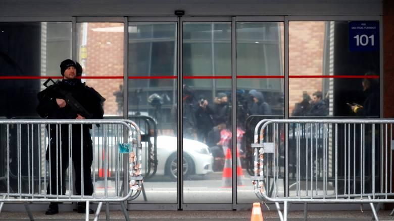 Πυροβολισμοί σε σούπερ-μάρκετ στη Γαλλία