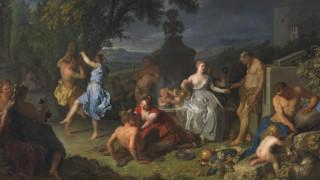 Ο Διόνυσος μεθάει το Μπορντό σε μια έκθεση ωδή στο κρασί & τις τέχνες