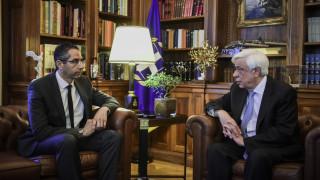 Παυλόπουλος: Φάνηκε η αλληλεγγύη της Ευρωπαϊκής Ένωσης προς την Ελλάδα