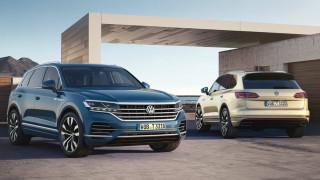 Το νέο VW Touareg είναι το τεχνολογικά πιο προηγμένο πολυτελές SUV